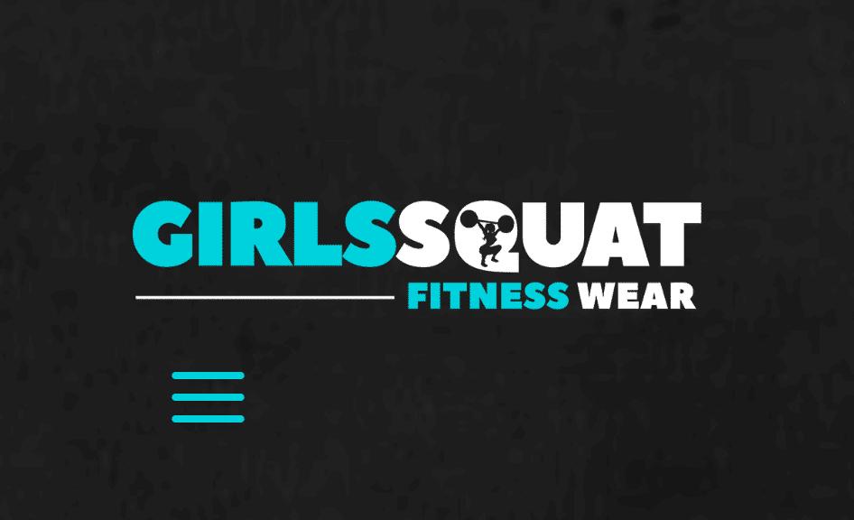 GirlsSquat | WordPress Webshop