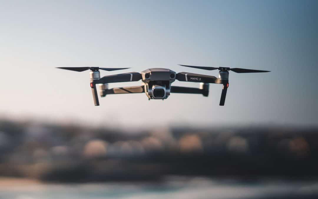 Løft dit content til nye højder med droneoptagelser