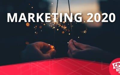Marketing 2020: Dette vil præge marketing i det nye år