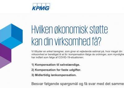 KPMG | Hjælpepakke Beregner